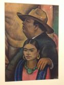 """Untitled (Memory Drawing of Diego Rivera),  Charles Stafford Duncan, 1930"