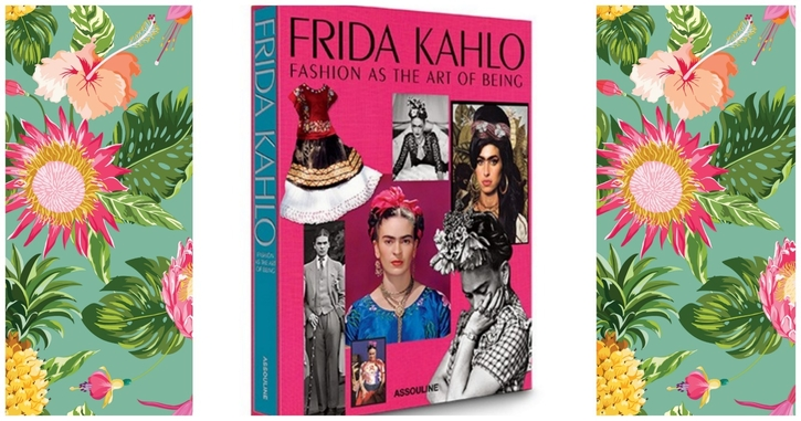 Frida Kahlo Fashion book