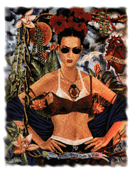 Jean Paul Gaultier Frida